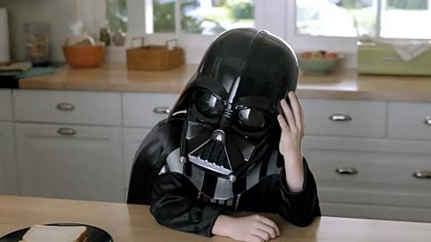 Darth Vader: Atak Spotów (wideo) Volkswagen 1296734827