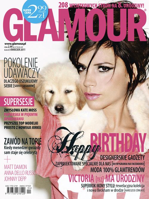 Glamour ma 8 lat Glamour 1300881267