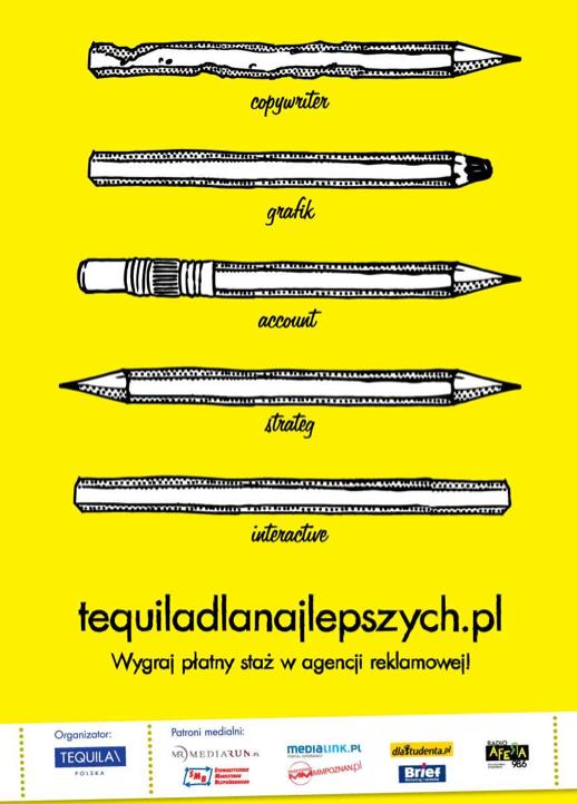 Staże dla studentów w Tequila Polska TequilaPolska 13026984512