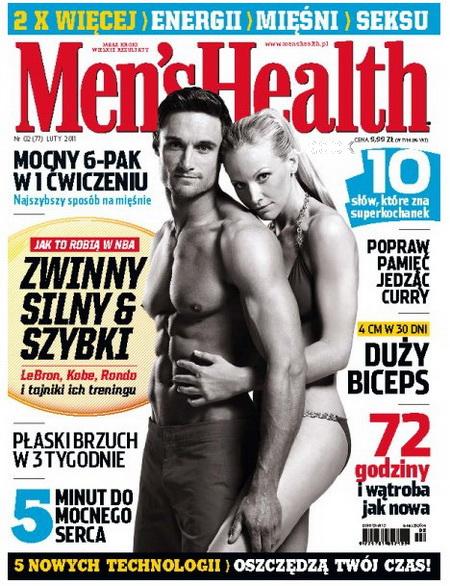 ZKDP: Men's Health wyprzedził Playboya Playboy 1305208699