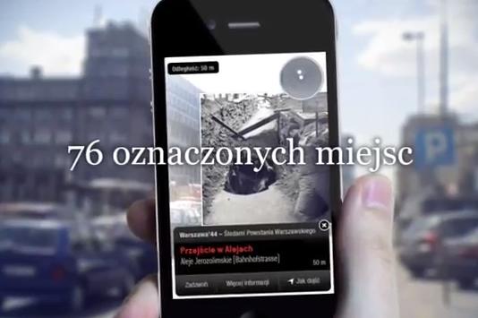 Ślady Powstania Warszawskiego na komórce (wideo) Adv.pl 1311199474