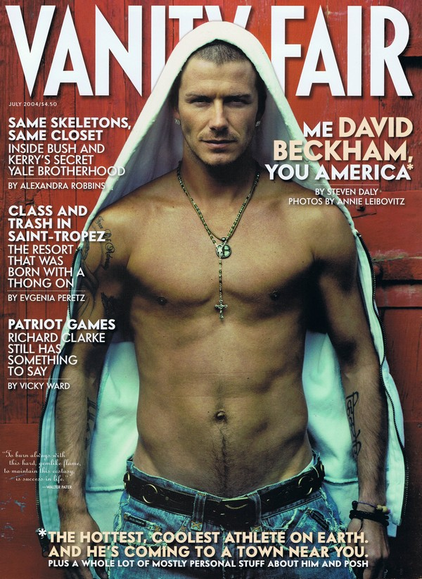 Beckham projektuje dla H&M H&M 1311941314