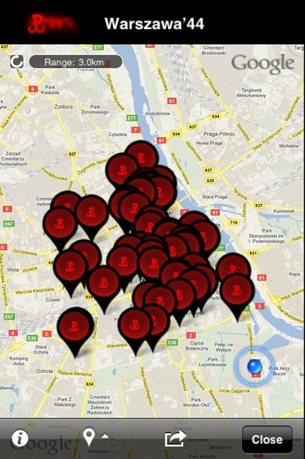 Warszawa'44 na smartfonach (wideo) Adv.pl 1312225499