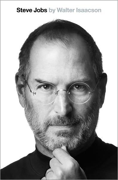 Biografia Jobsa na półkach już w listopadzie Steve Jobs 1313510168