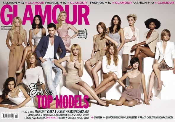 Specjalne wydanie Glamour już w kioskach Glamour 1317311002