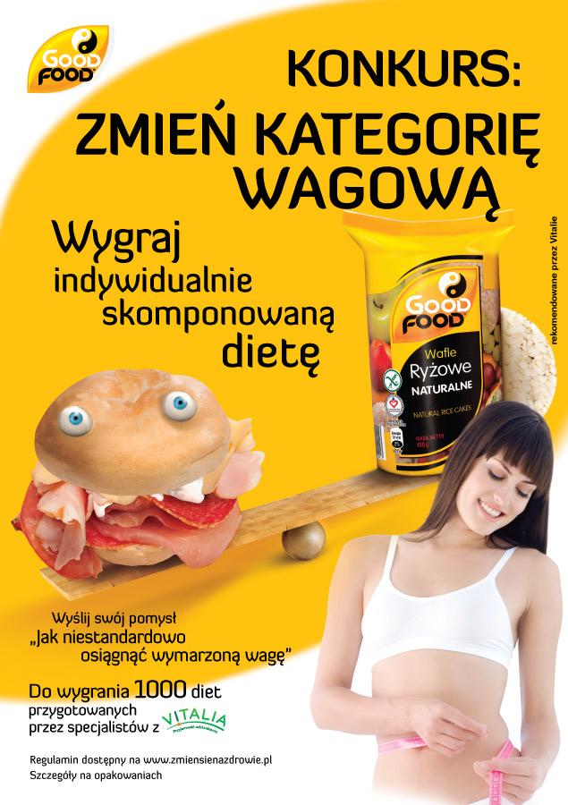 Good Food zmienia kategorię wagową REKLAMA 1318247390