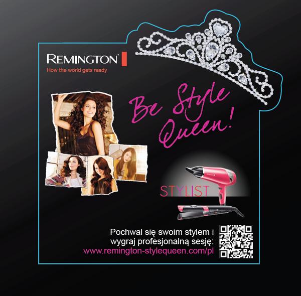 Remington: Zostań Królową Stylu Konkurs 1319034768