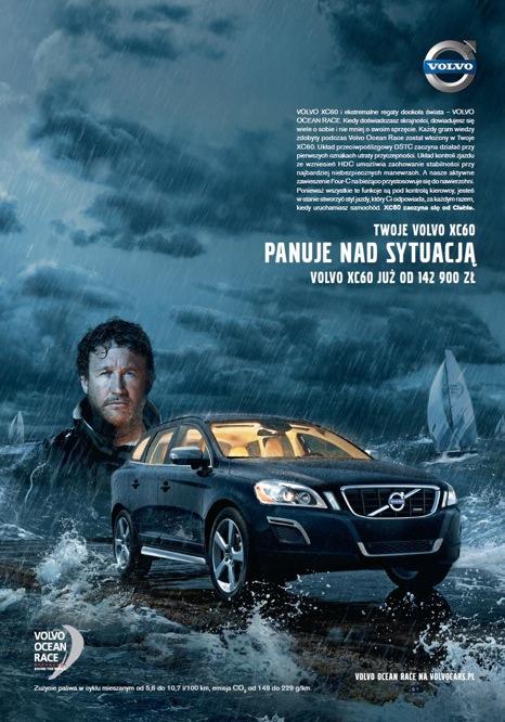 Volvo na regatach (wideo) Volvo 1319115741