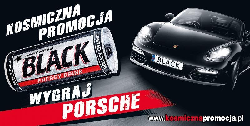 Porsche do wygrania w konkursie Black FoodCare 1320499092