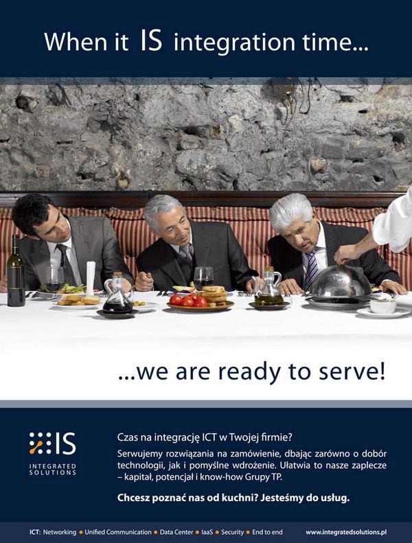 Integrated Solutions rozpoczyna kampanię wizerunkową Integrated Solutions 1324299111