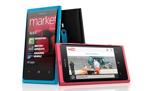 O których smartfonach mówi się w sieci najwięcej? Nokia 1325178967