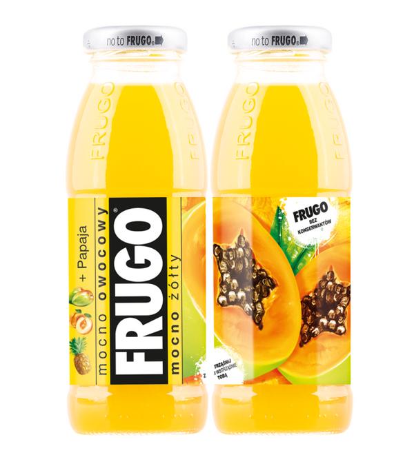 Żółte Frugo od marca w sklepach FoodCare 1330355761