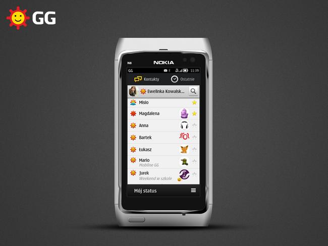 Nowe GG dla Nokii już dostępne Nokia 1331566711