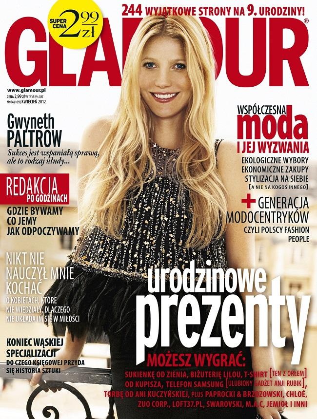 Urodzinowy Glamour w niższej cenie i z kartą rabatową Glamour 1332350747