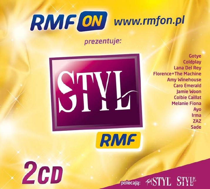 Pierwsza płyta z logo RMF Styl trafia do sprzedaży RMF FM 1332769497
