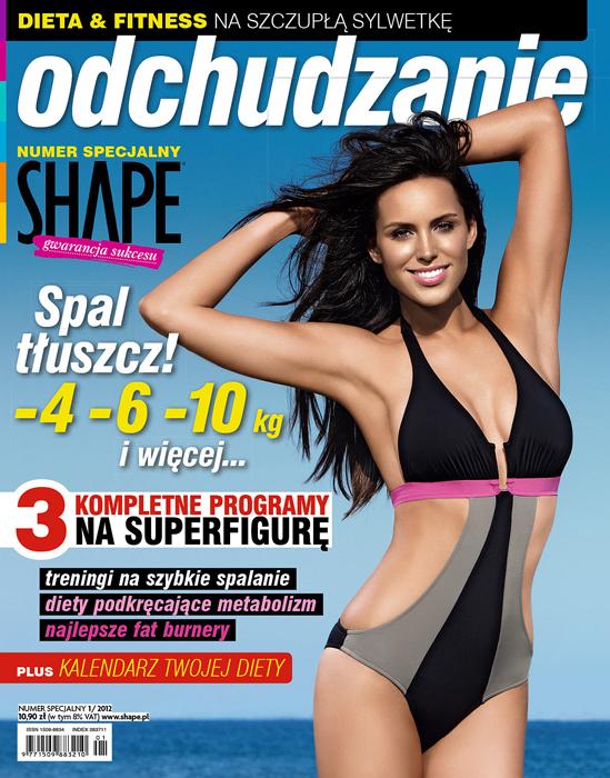 Specjalne wydanie Shape o odchudzaniu Marquard Media Polska 1335891729