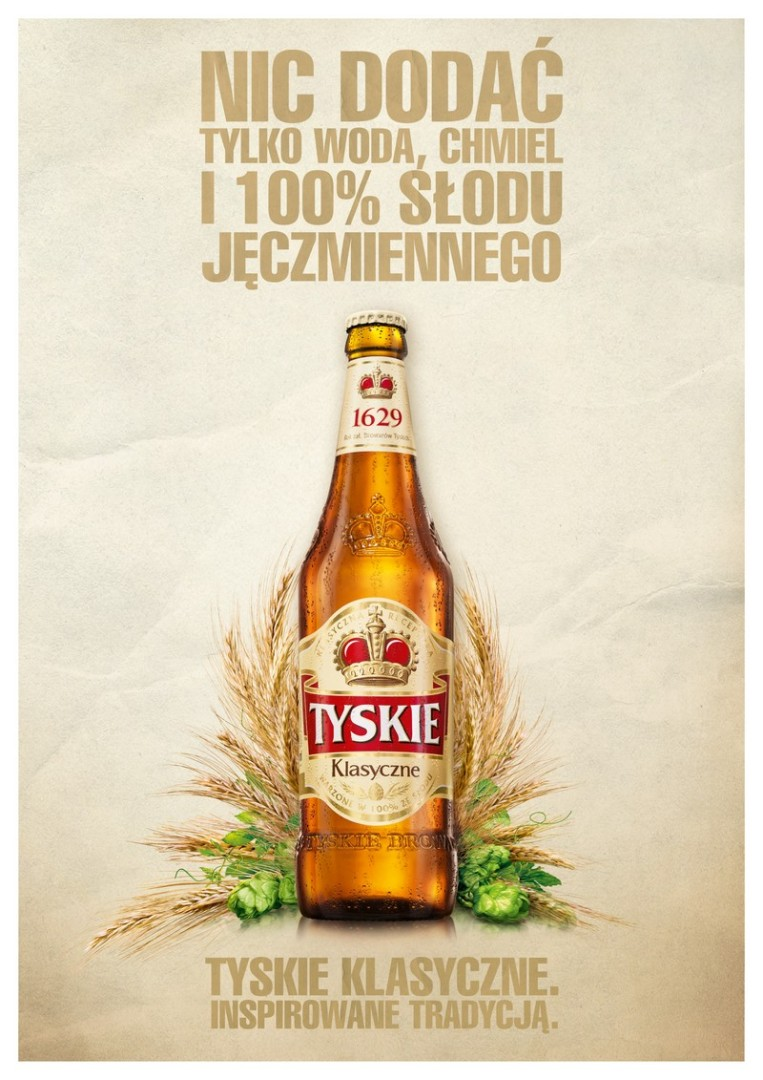 Tyskie Klasyczne: nowe piwo dla młodych, ceniących tradycję TequilaPolska 1336476085