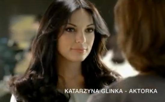 Katarzyna Glinka w najnowszej kampanii Garnier (wideo) ZenithOptimedia 1345588129
