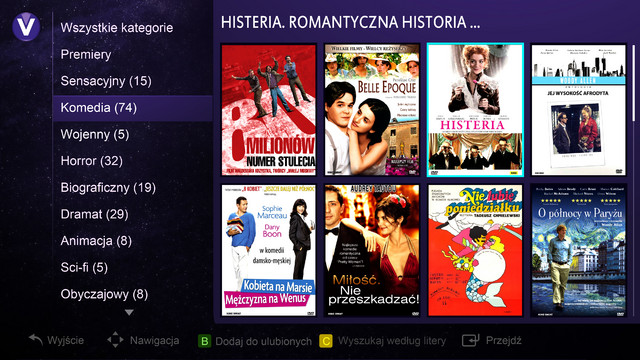 Filmy ze Strefy VOD dostępne na Samsung Smart TV VoD 1348667109