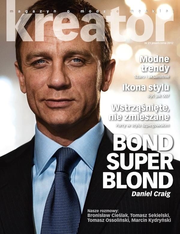 Listopadowy Playboy z magazynem o modzie męskiej Playboy 1351512067