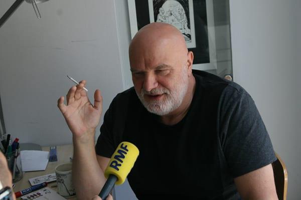 Andrzej Mleczko w RMF FM RMF FM 1351552844