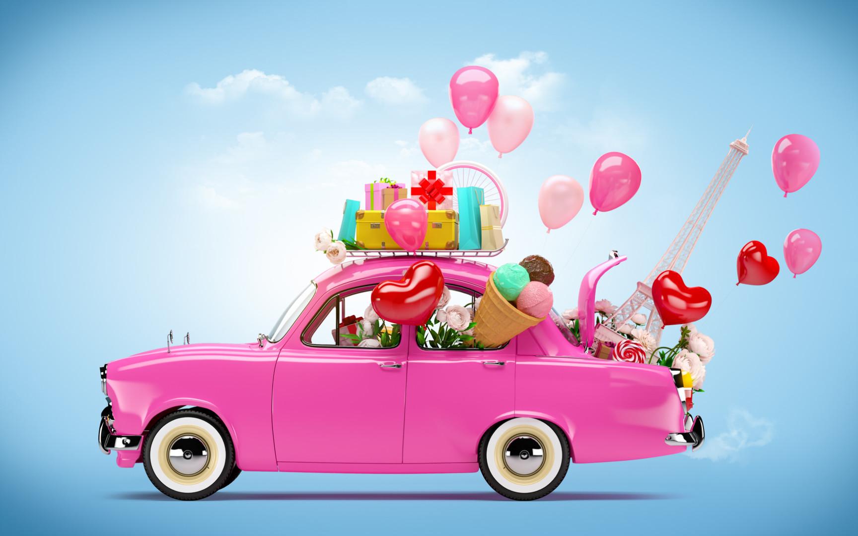 Car of love