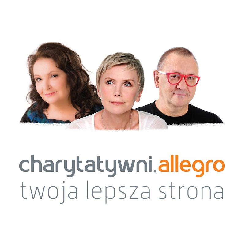 Ambasadorzy portalu charytatywni.allegro.pl