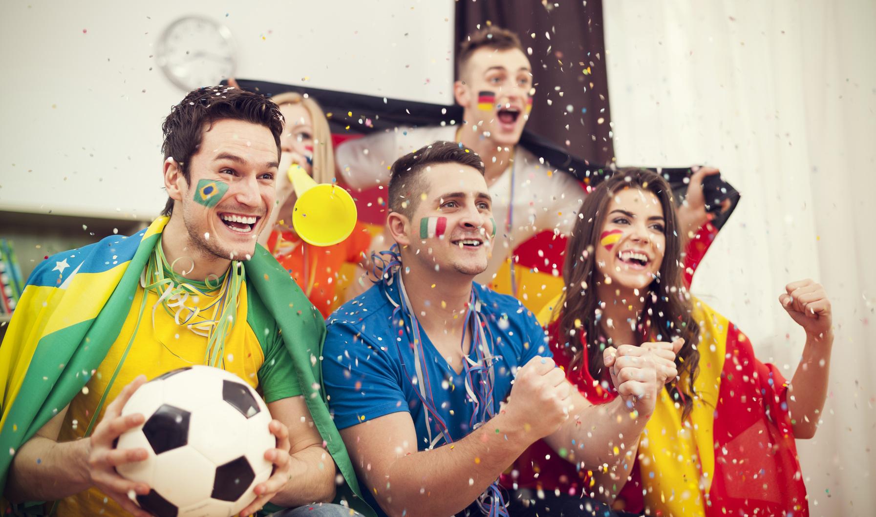 GOOOOOOOOOOOOL – McDonalds i sportowa gorączka piłka nożna Fotolia 63870786 Subscription Monthly M