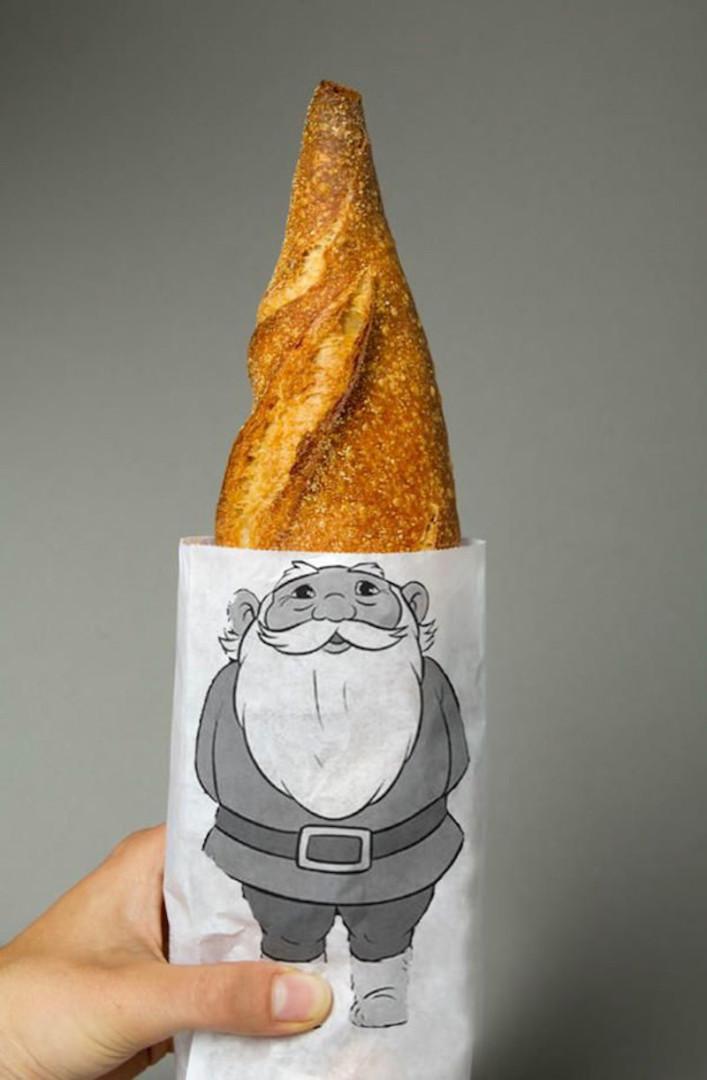 Gnome Bread