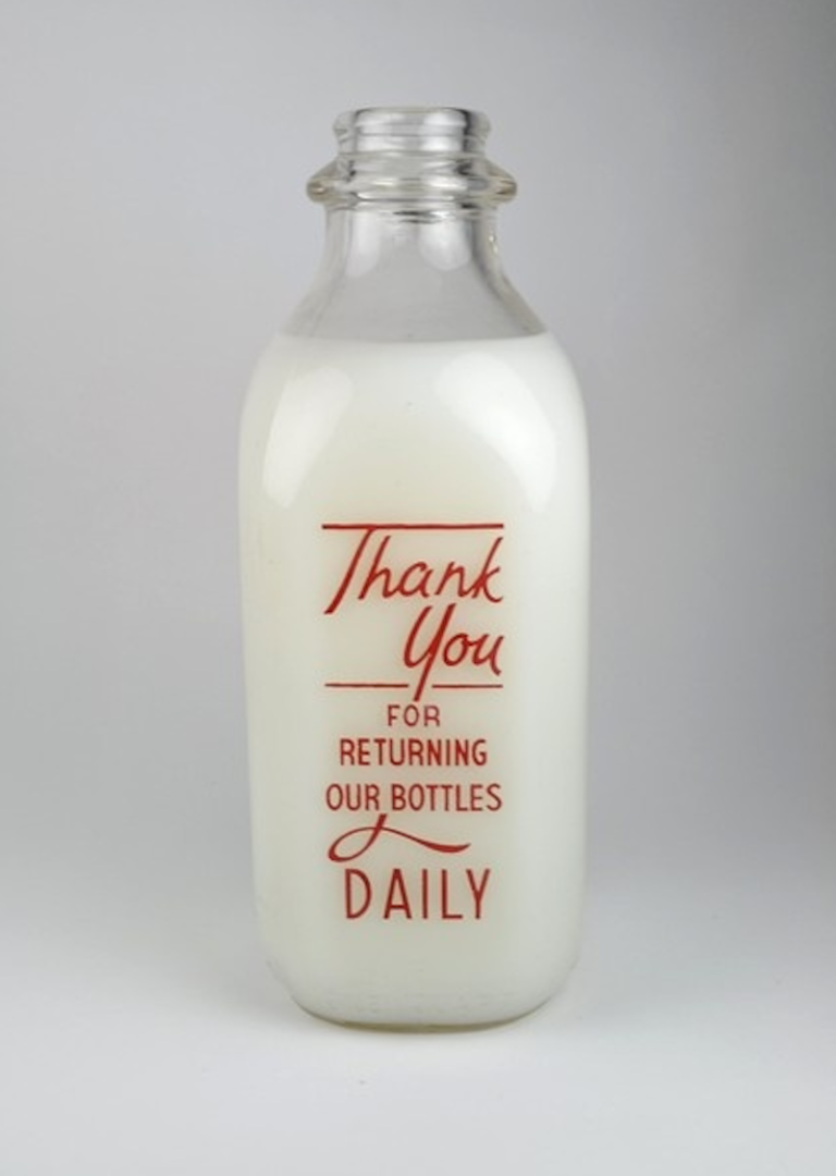PlymouthDairyBottle
