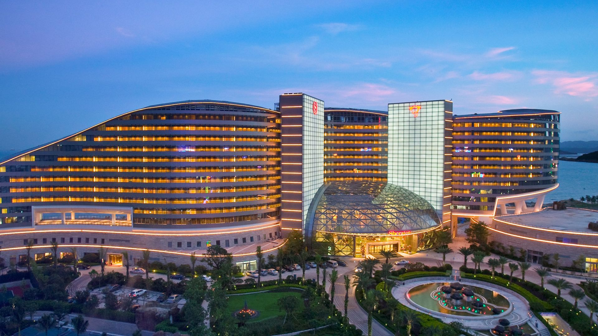 Interaktywny konsjerż Sheraton Sheraton Dameisha Resort1