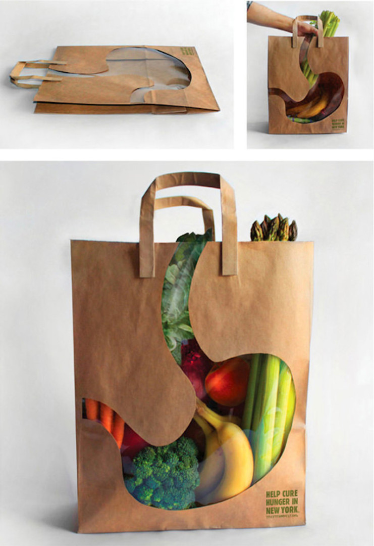 City Harvest Bag
