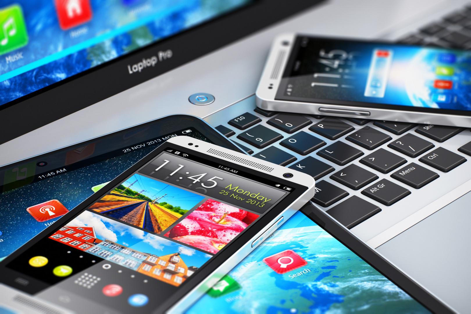 10 niewiarygodnych statystyk o urządzeniach mobilnych! smartphone mediarunaplikacja