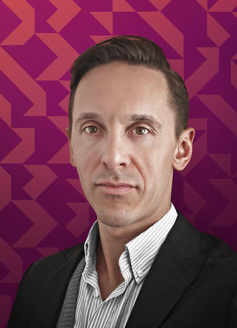 Michał Siejak,  dyr. zarządzający 6ix WoMM & Social Media i agencji interaktywnej E_misja Interactive 360