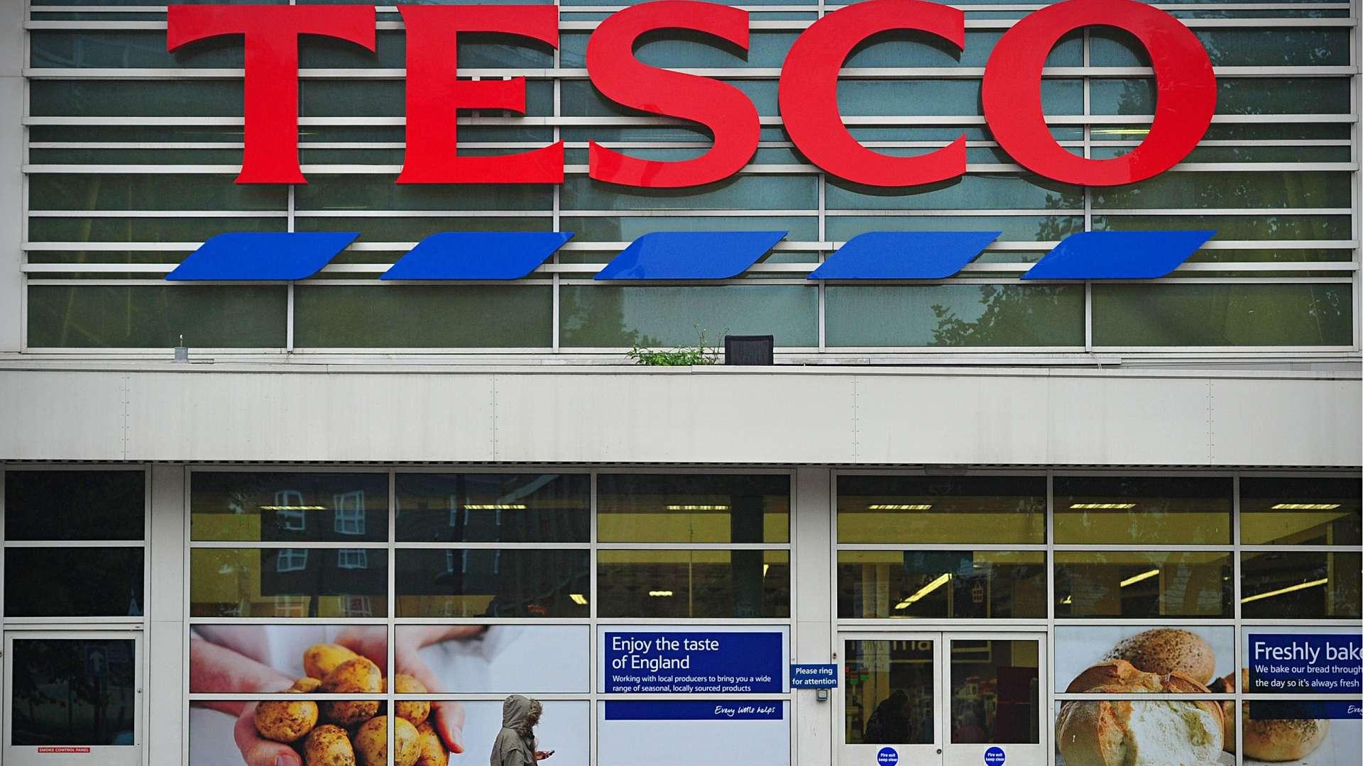 Tesco zmienia prezesa Unilever Tesco supermarket 014
