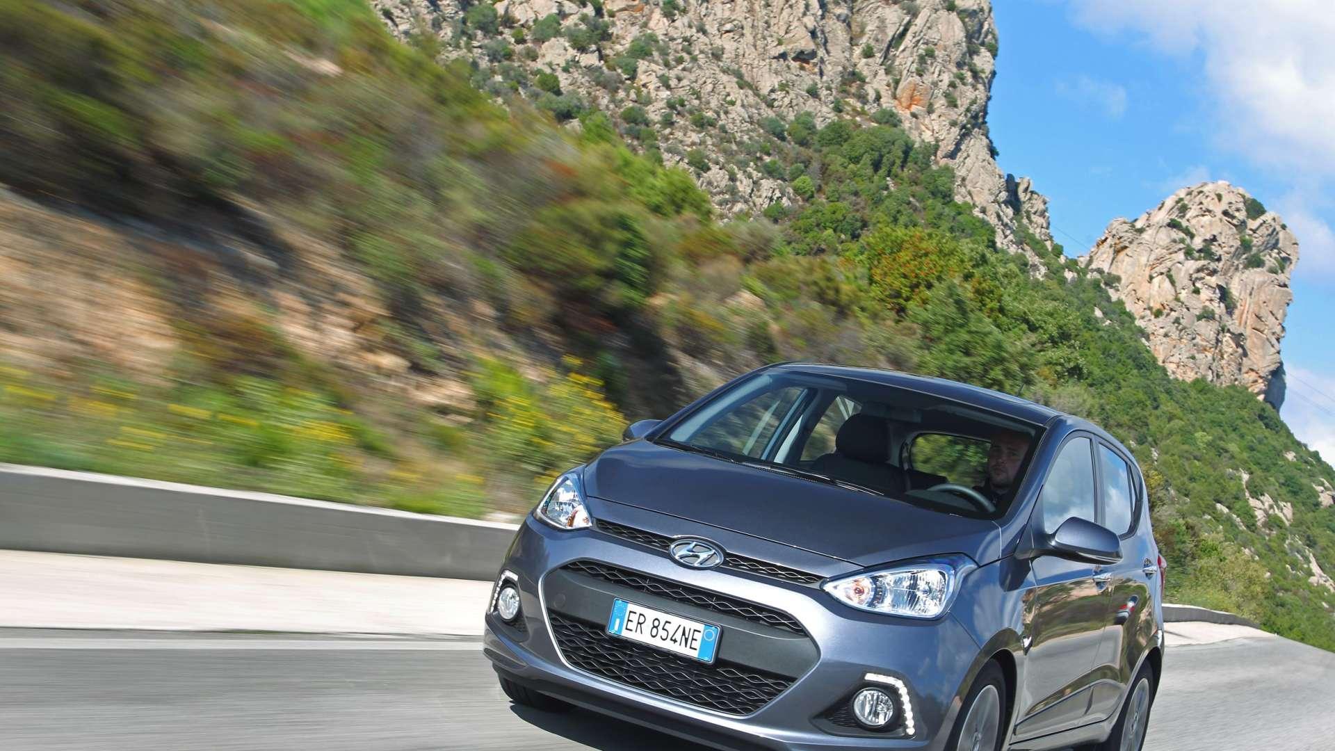 Hyundai umacnia swoją pozycję motoryzacja mNew Generation i10 exterior 5