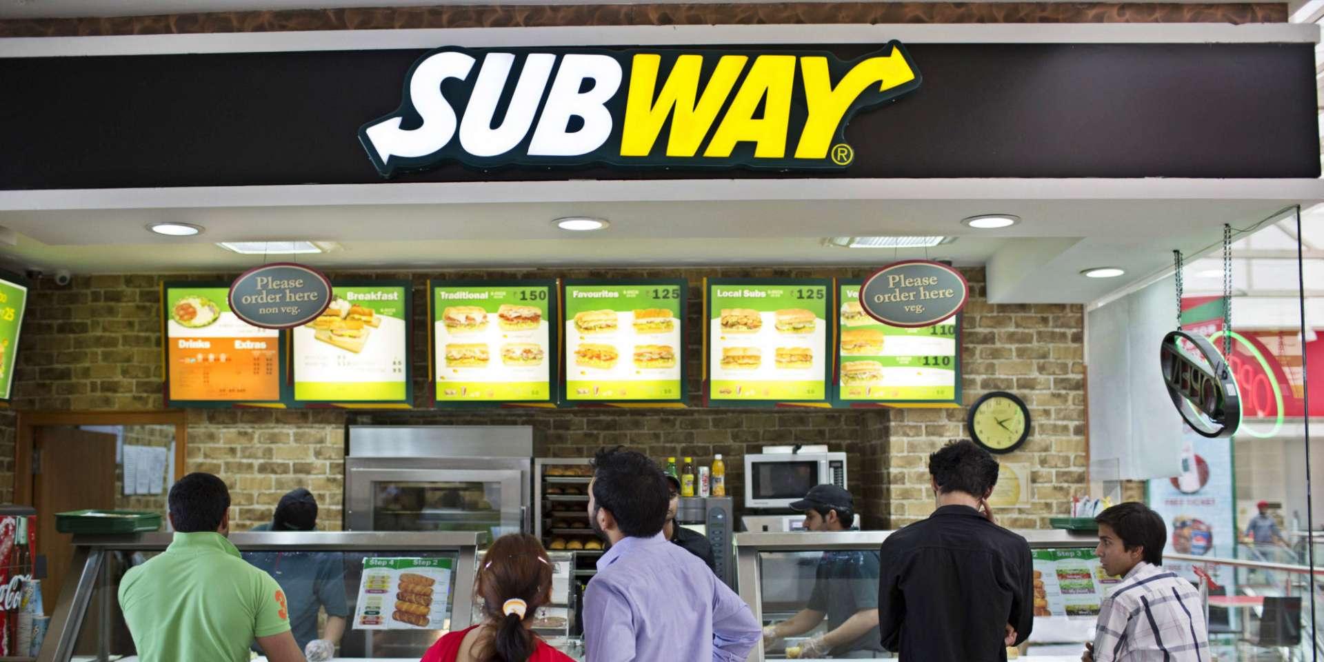 Subway wybrał agencję Subway o SUBWAY RESTAURANT facebook