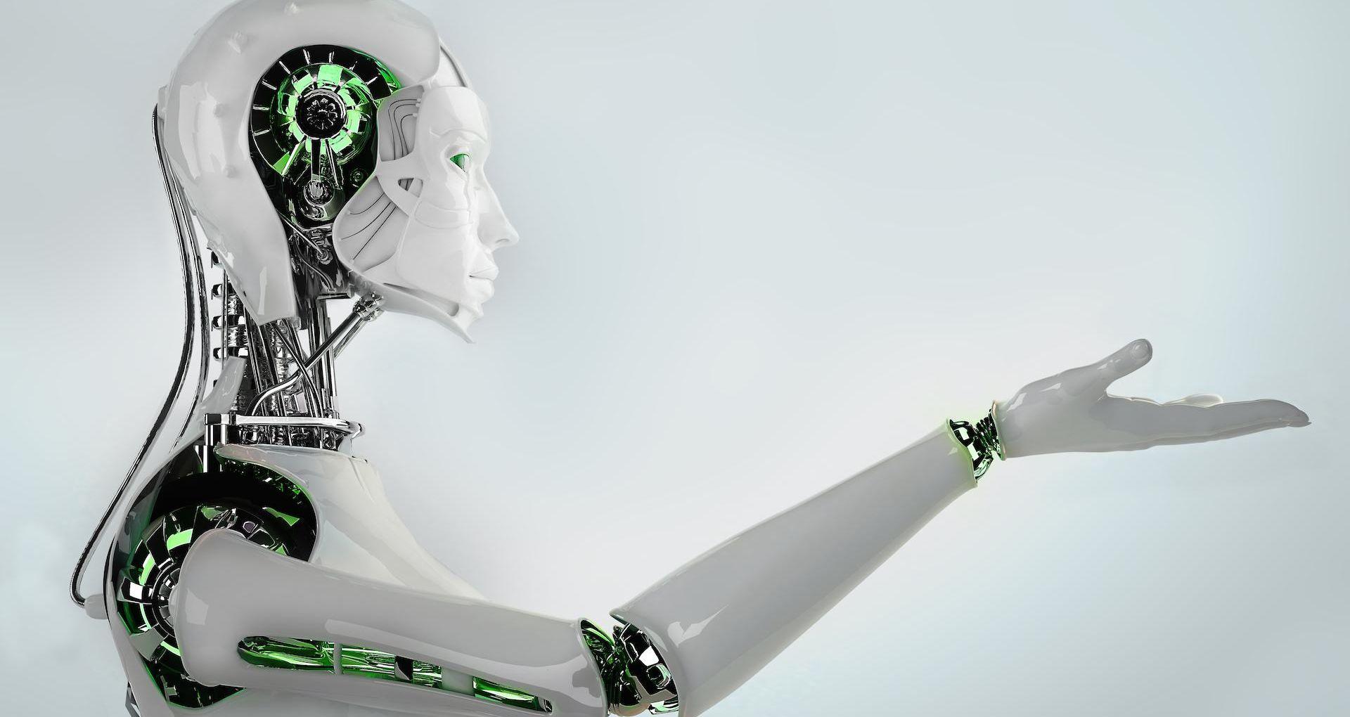 W niedługim czasie roboty zastąpią ludzi zatrudnienie Fotolia 56431429 Subscription Monthly XXL