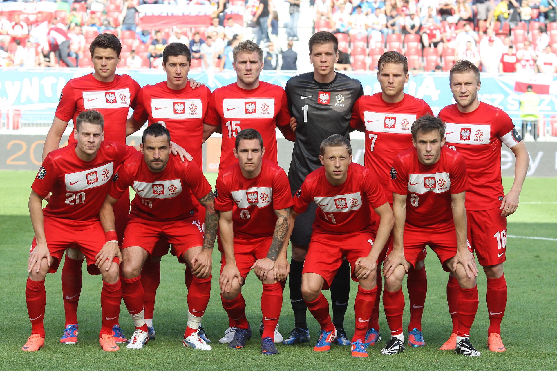 Nowy sponsor reprezentacji reprezentacja reprezentacja polski