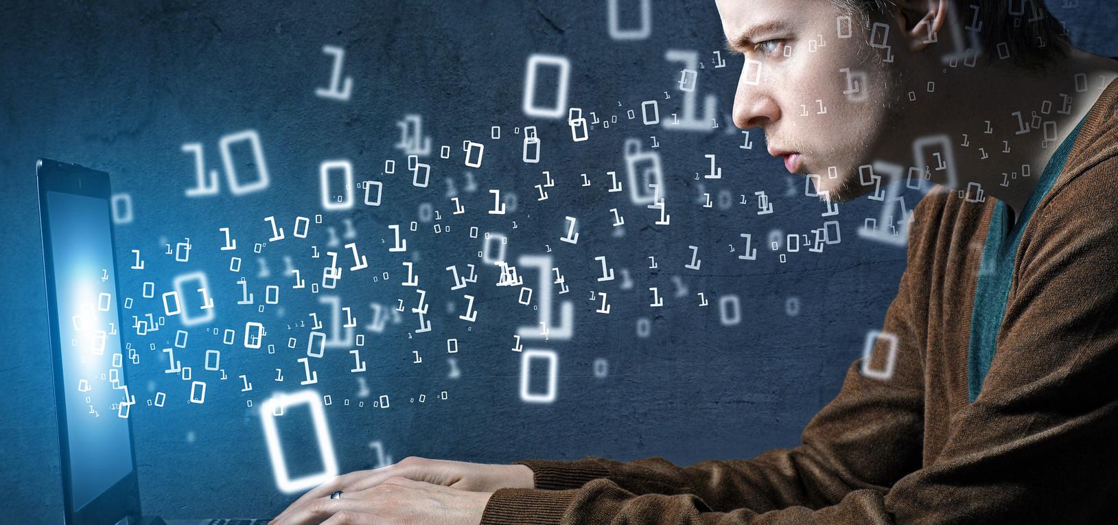 Bądź bezpieczny w internecie ESET Mediarun Com Data Security
