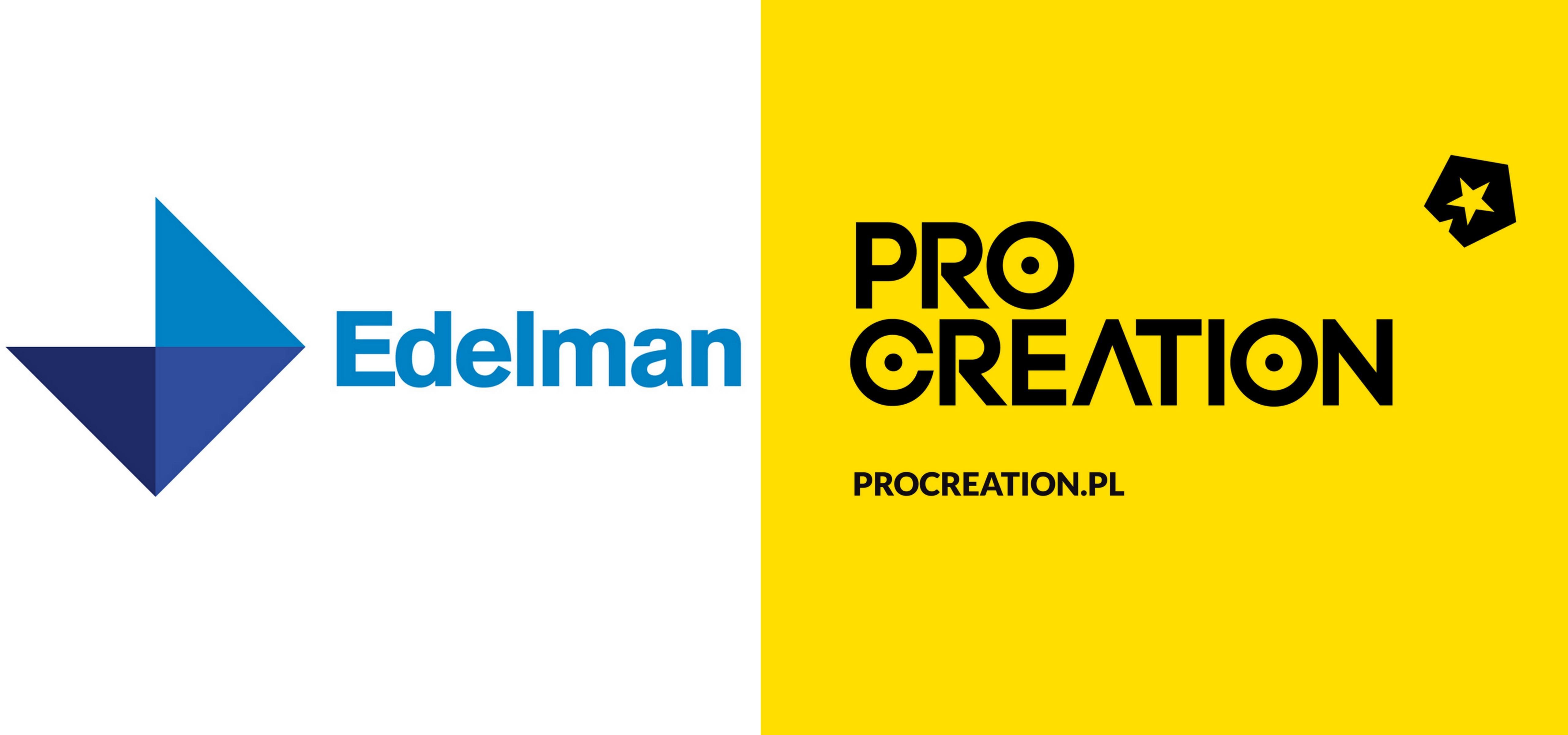 Edelman Polska i ProCreation łączą siły Edelman Mediarun Com Edelman ProCreation