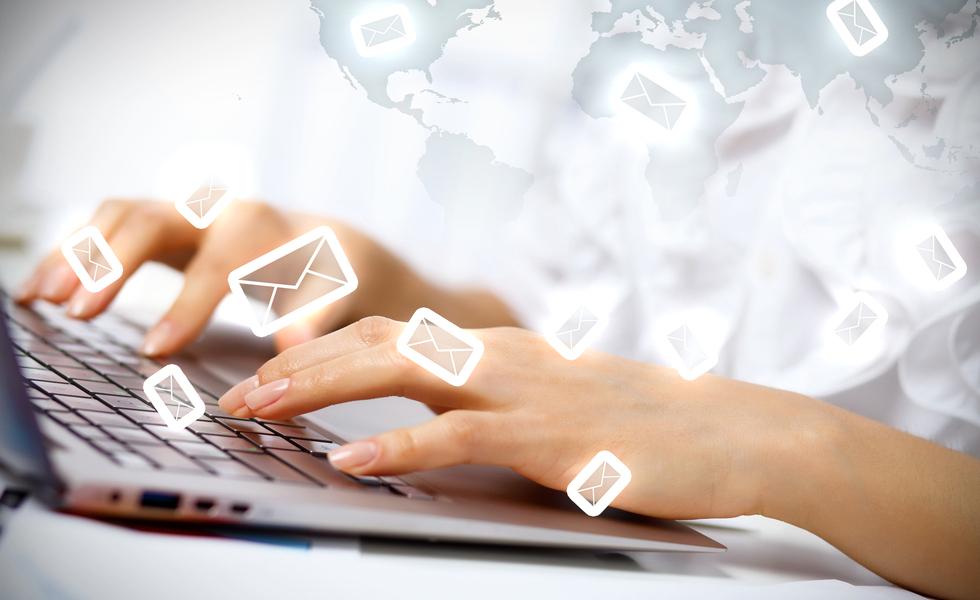 Potęga treści - jak skutecznie kontaktować się z dziennikarzami (infografika) Pitera Group Email marketing