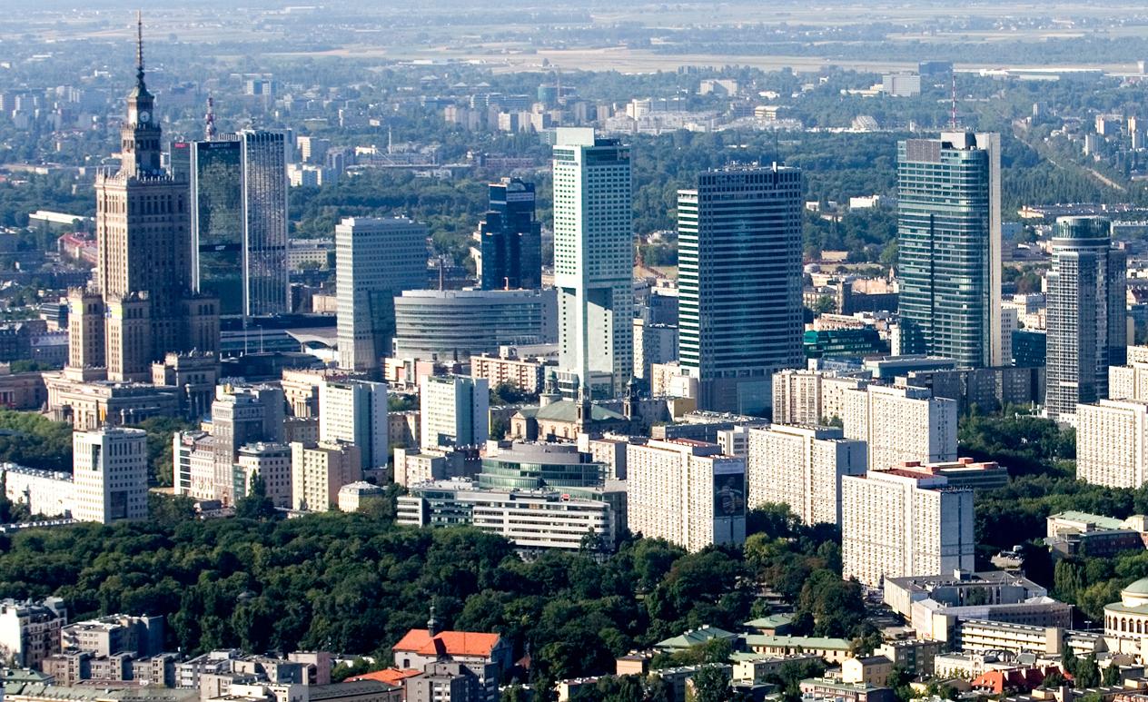 Polska najszybciej rozwijająca się gospodarką Europy (raport) rozwój mediarun com warsaw