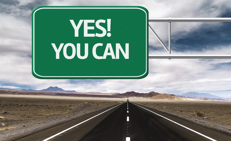 Chcesz osiągnąć swoje cele? Zacznij od małych zmian Musisz wiedzieć mediarun com yes you can