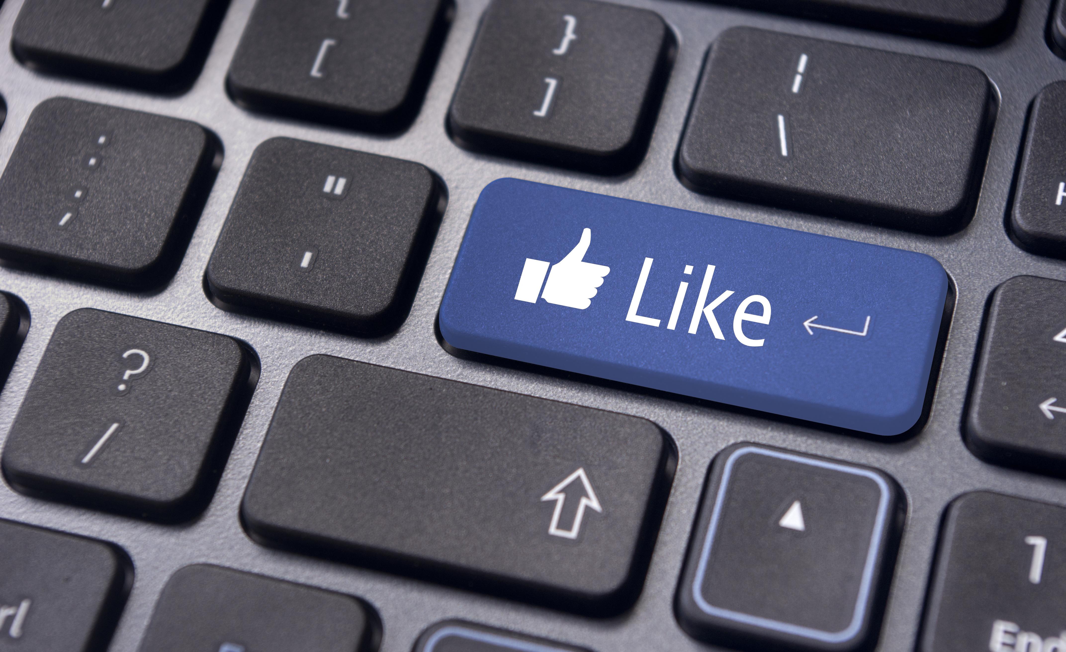 Liczba fanów stron na Facebooku gwałtownie spada fanpage mediarun com facebook like