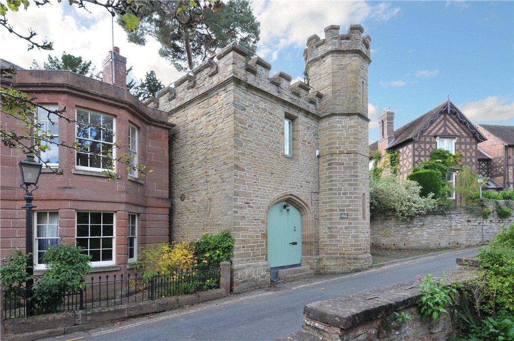 Arley Tower, Bewdley, Worcestershire, cena ofertowa 250 tys. GBP, źródło Knight Frank