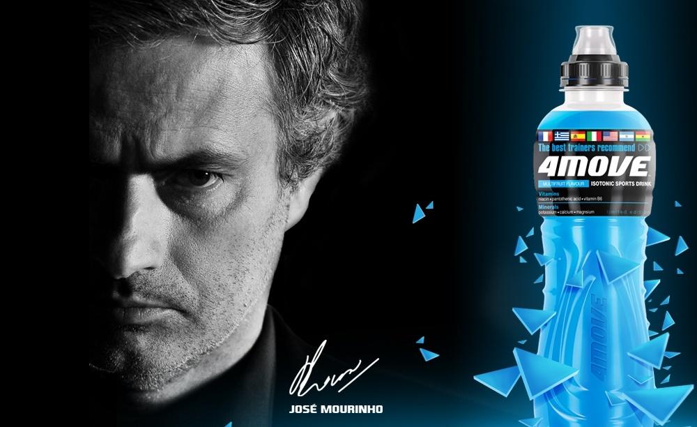 Wybrano agencję, która stworzy kampanię reklamową z José Mourinho FoodCare PromoAgency mediarun com
