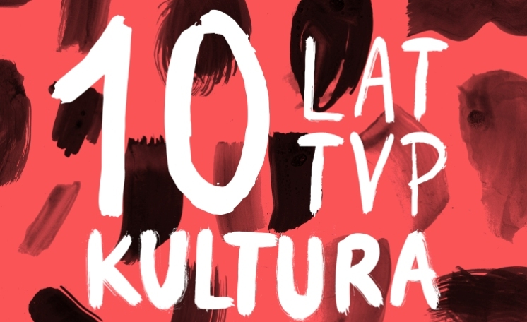 TVP Kultura w nowej odsłonie Logo mediarun com 10 lat tvp kultura