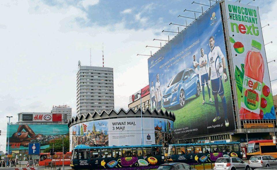 Ustawa krajobrazowa zapewni miastom estetykę? infowire mediarun com billboards marszalkowska