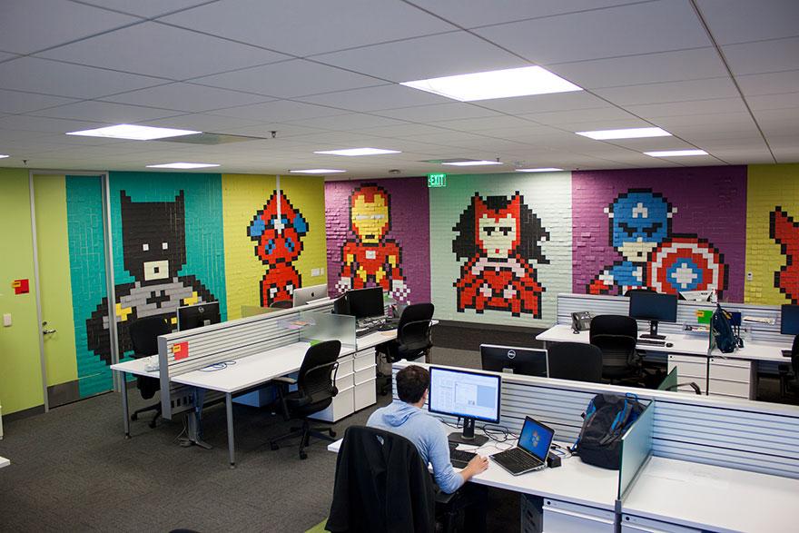 3 na 4 korporacje zmienią swoje biura, żeby lepiej dbać osamopoczucie pracowników! CBRE mediarun com kreatywne biuro 8